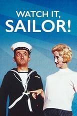 Watch It, Sailor (1961) Box Art
