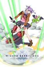 Poster anime Wizard Barristers: Benmashi Cecil Sub Indo