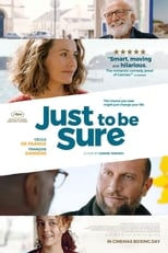 Poster for Just to Be Sure