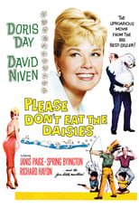 Poster for Please Don't Eat the Daisies