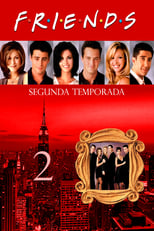 Friends 2ª Temporada Completa Torrent Dublada e Legendada