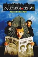 Esqueceram de Mim 2: Perdido em Nova York (1992) Torrent Dublado e Legendado