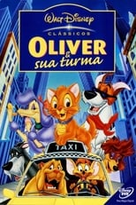 Oliver e sua Turma (1988) Torrent Dublado e Legendado
