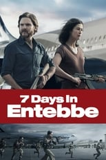 Poster for 7 Days in Entebbe