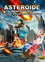 Asteroid: Final Impact (2015) Box Art