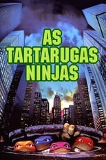 As Tartarugas Ninja (1990) Torrent Dublado e Legendado
