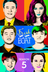 Fresh Off the Boat 5ª Temporada Completa Torrent Legendada