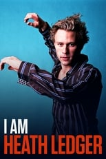 Poster for I Am Heath Ledger