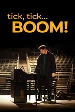 Poster Image for Movie - tick, tick...BOOM!