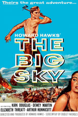 The Big Sky (1952) Box Art
