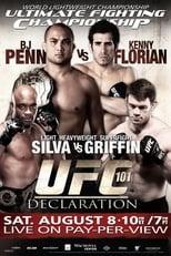 UFC 101: Declaration