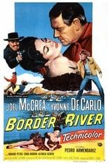 Border River (1954) Box Art