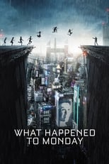 Poster for What Happened to Monday