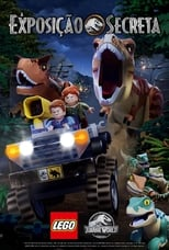 LEGO Jurassic World The Secret Exhibit (2018) Torrent Dublado