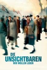 """Die Unsichtbaren: Berlin, 1943. Das Nazi-Regime hat die Reichshauptstadt offiziell für """"judenrein"""" erklärt. Doch einigen Juden gelingt tatsächlich das Undenkbare. Sie werden unsichtbar für die Behörden. Oft ist es pures Glück und ihre jugendliche Unbekümmertheit, die sie vor dem gefürchteten Zugriff der Gestapo bewahrt. Nur wenige Vertraute wissen von ihrer wahren Identität. Da ist Cioma Schönhaus, der heimlich Pässe fälscht und so das Leben dutzender anderer Verfolgter zu retten versucht. Die junge Hanny Lévy blondiert sich die Haare, um als scheinbare Arierin unerkannt über den Ku'damm spazieren zu können. Eugen Friede verteilt nachts im Widerstand Flugblätter. Tagsüber versteckt er sich in der Uniform der Hitlerjugend und im Schoße einer deutschen Familie. Und schließlich ist da noch Ruth Gumpel, die als Kriegswitwe getarnt, NS-Offizieren Schwarzmarkt-Delikatessen serviert. Sie alle kämpfen für ein Leben in Freiheit, ohne wirklich frei zu sein…"""