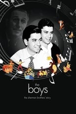 Poster for The Boys: The Sherman Brothers' Story