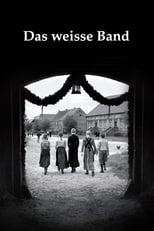 Filmposter: Das weisse Band - Eine deutsche Kindergeschichte