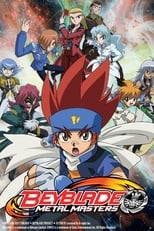 Beyblade Metal Fusion 1ª Temporada Completa Torrent Legendada