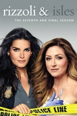 Rizzoli & Isles 7ª Temporada Completa Torrent Legendada