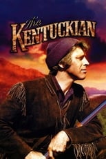 The Kentuckian (1955) Box Art