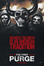 The First Purge small poster