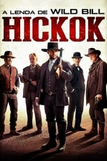 A Lenda de Wild Bill Hickok (2017) Torrent Dublado e Legendado
