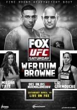 UFC on Fox 11: Werdum vs. Browne