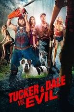 Filmposter: Tucker and Dale vs. Evil