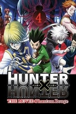 Poster anime Hunter x Hunter Movie 1: Phantom RougeSub Indo