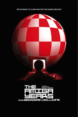 Poster for From Bedrooms to Billions: The Amiga Years