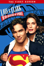 Lois & Clark – As Novas Aventuras do Superman 1ª Temporada Completa Torrent Dublada e Legendada