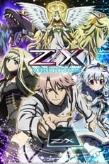 Nonton anime Z/X: Ignition Sub Indo