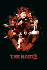 The Raid 2 (2014) Box Art