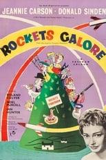 Rockets Galore (1958) Box Art