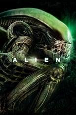 Alien - Das unheimliche Wesen aus einer fremden Welt: Die Besatzung des Weltraumfrachters Nostromo - darunter der dritte Offizier Ellen Ripley - befindet sich im künstlichen Tiefschlaf. Plötzlich empfängt ihr Schiff ein SOS-Signal. Der Bordcomputer weckt daraufhin die Mannschaft, die der Hilferuf wenig später auf einen unwirtlichen Planten führt. Dabei entdeckt die Crew das Wrack eines außerirdischen Raumschiffs. Ein Crewmitglied wird dabei von einem Alien angegriffen, das sich auf seinem Gesicht festsaugt. Dem Schiffsarzt Ash gelingt zwar die Entfernung des fremden Organismus, doch das außerirdische Wesen ist damit längst nicht besiegt. In der Enge des Raumfrachters beginnt ein Kampf ums Überleben, bei der Feind nahezu unsichtbar, heimtückisch und äußerst tödlich ist...