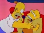 Os Simpsons: 3 Temporada, Episódio 13