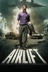 Poster for Airlift