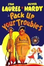 Pack Up Your Troubles (1932) box art