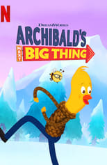 Archibald's Next Big Thing 1ª Temporada Completa Torrent Dublada e Legendada