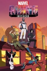 Marvel Rising Initiation 1ª Temporada Completa Torrent Legendada