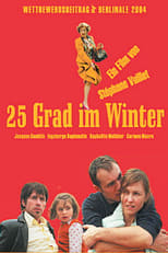 25 Grad im Winter