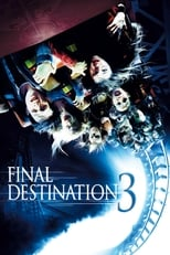 Official movie poster for Final Destination 3 (2006)