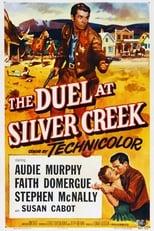 The Duel at Silver Creek (1952) Box Art