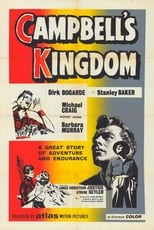 Campbell's Kingdom (1957) Box Art