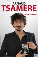 Spectacle Arnaud Tsamere : Chose Promise streaming