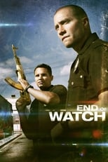 End of Watch (2012) Box Art