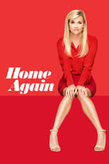 Official movie poster for Home Again (2017)
