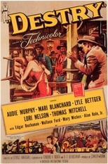 Destry (1954) Box Art