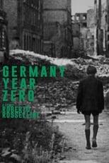 Germany Year Zero poster