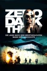 Filmposter: Zero Dark Thirty